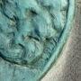 Médaillon – Yvonne - cimetière de Saint-Gilles - Uccle - Image3
