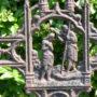 Croix funéraire - tombe Carton de Wiart - Cimetière - Woluwe-Saint-Pierre - Image3