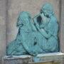 Sépulture Levoz-Hauzeur - cimetière - Woluwe-Saint-Pierre - Image4