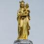 Vierge à l'Enfant - chapelle Notre-Dame-de-l'Oudenberg - Geraardsbergen (Grammont) - Image6