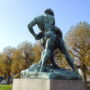 Les Lutteurs - Laeken - Image5