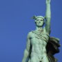Allégorie – La Traction à vapeur - Palais 5 - Centenaire - Heysel - Laeken - Image5