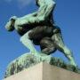 Les Lutteurs - Laeken - Image6