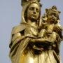 Vierge à l'Enfant - chapelle Notre-Dame-de-l'Oudenberg - Geraardsbergen (Grammont) - Image8