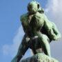 Les Lutteurs - Laeken - Image7