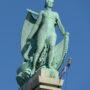 Allégorie – La Navigation - Palais 5 - Centenaire - Heysel - Laeken - Image8