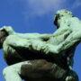 Les Lutteurs - Laeken - Image9