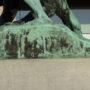 Les Lutteurs - Laeken - Image10