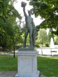 Persée – Parc d'Avroy – Liège