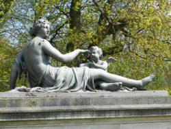 Nymphe à la perle – Domaine des Trois Fontaines – Vilvoorde (Vilvorde)