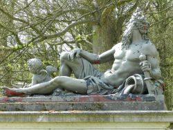 Ensemble de statues – Domaine des Trois Fontaines – Vilvoorde (Vilvorde)