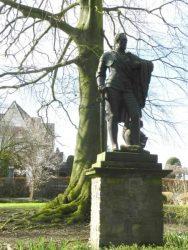 Monument au Comte Lamoral d'Egmont – Zottegem