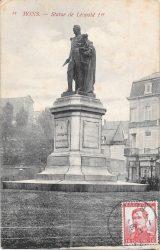 Monument au Roi Léopold Ier – Mons