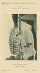 Compagnie des Bronzes_Bronzes Monumentaux_v1914_Page 27_Chevaux marins – Château royal d'Ardenne