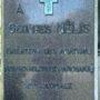 Tombe de Georges Nelis – cimetière de Bruxelles – Evere - Image9