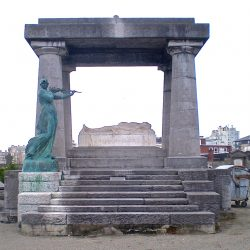 Mausolée Charles Rogier – Saint-Josse-ten-Noode