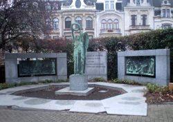 Monument aux artilleurs de tranchées 1914-1918 – Etterbeek