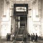 Portes du Palais de Justice de Bruxelles