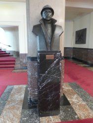 Buste du roi Albert Ier – Charleroi