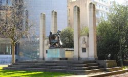 Mémorial Charles Buls et Émile De Mot