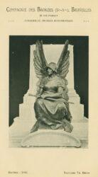 Compagnie des Bronzes_Bronzes Monumentaux_v1914_Page 38_Figure allégorique 2 – Monument Gladstone- Liverpool