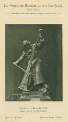 Compagnie des Bronzes_Bronzes Monumentaux_v1920_Page 24_Racokzy – Ville de Paris
