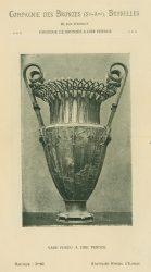 Compagnie des Bronzes_Bronzes Monumentaux_v1914_Page 25_Vase fondu à cire perdue