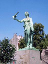 Monument au Pigeon-Soldat – Bruxelles