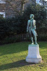 Statue de Charles-Joseph Prince de Ligne – Bruxelles