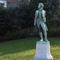 Statue de Charles-Joseph Prince de Ligne