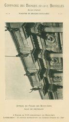 Compagnie des Bronzes_Bronzes Monumentaux_v1920_Page 13_Attique du Palais des Beaux-Arts – Ville de Bruxelles
