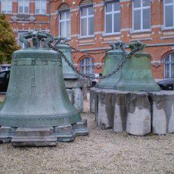 Cloches de l'ancienne église Sainte Gertrude – Etterbeek