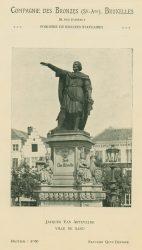 Compagnie des Bronzes_Bronzes Monumentaux_v1920_Page 18_Jacques Van Artevelde-Ville de Gand