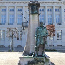 Monument Frédéric de Merode – Bruxelles