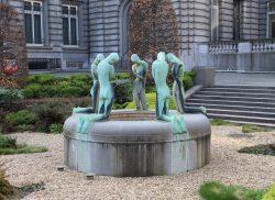 Fontaine aux Agenouillés – Bruxelles