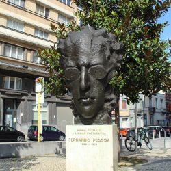 Monument Fernando Pessoa – Ixelles