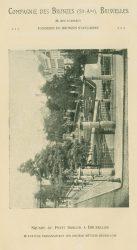 Compagnie des Bronzes_Bronzes Monumentaux_v1914_Page 29_Square du Petit Sablon à Bruxelles