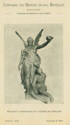 Compagnie des Bronzes_Bronzes Monumentaux_v1914_Page 36_Monument commémoratif de la guerre sud-africaine