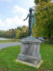 Diane chasseresse – Parc du Château – Enghien