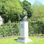 Buste de Robert Schuman - Parc du Cinquantenaire - Bruxelles - Image5