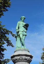 Les peintres, batteurs d'or et verriers – Petit Sablon – Bruxelles