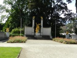 Monument aux morts – Forest