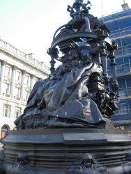 Statue de la Reine Victoria – Newcastle-Upon-Tyne
