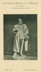 Compagnie des Bronzes_Bronzes Monumentaux_v1914_Page 34_John Cory – Ville de Cardiff