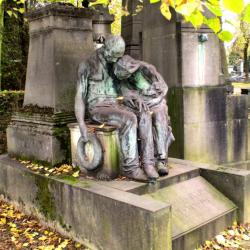 Sépulture de Jean Volders – cimetière de Bruxelles