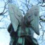 Monument aux morts allemands de 1870-1871 – cimetière de Bruxelles – Evere