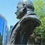 Buste de Robert Schuman - Parc du Cinquantenaire - Bruxelles - Image9