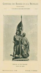 Compagnie des Bronzes_Bronzes Monumentaux_v1920_Page 10_Breydel et De Coninck