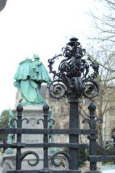 Ferronneries du Petit Sablon (3ème partie) – Bruxelles