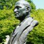 Buste de Robert Schuman - Parc du Cinquantenaire - Bruxelles - Image3